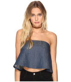 c58f145168a  clayton  cloth  shirts   tops. Strapless ...