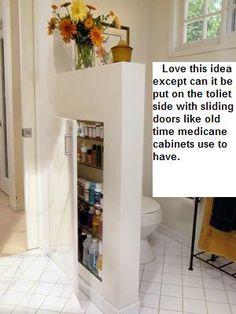 walk in shower with half wall next to toilet google Shadow Box Molding Interior Wall bathroom wall molding