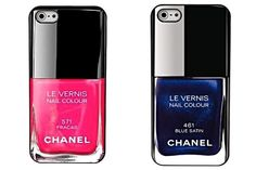 Chanel Nail Lacquer iPhone Cases