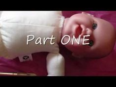 How to - making a Horror Doll - YouTube