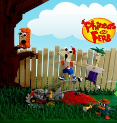 Phineas and Ferb | Flickr : partage de photos !