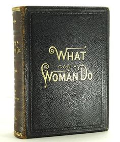 1893 Antique Victorian Etiquette Women Home Cooking Housekeeping Fine Leather   eBay