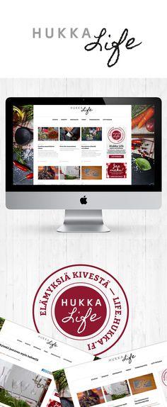 Asiakas: Hukka Design Oy. Avainsanat: konseptisuunnittelu, tuotekuvaus, tekstituotanto, verkkosivuston suunnittelu, responsive web, sosiaalinen media, Facebook-sivusto.