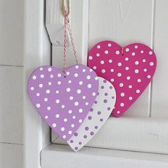 dots - My site Christmas Hearts, Pink Christmas, I Love Heart, Happy Heart, My Funny Valentine, Valentines, Heart Crafts, Heart Decorations, Dollar Store Crafts