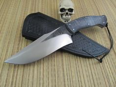 Giedymin Knives Black Dragon Fighter*SOLD*