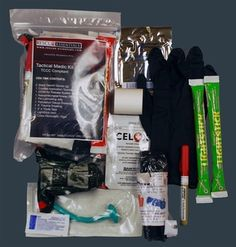The Rescue Essentials Tactical Medic Kit is designed to be TCCC compliant, and has the ability to address the three leading causes of combat and tactical deaths. Supplies provided to address hemorrhage control, airway management and penetrating chest injury. Includes one 15g package of Celox™ Hemostatic for additional hemorrhage control. The CAT® Tourniquet supplied is the leading tourniquet in the military setting being provided to every US Army soldier that is deployed. The NAR ARS® for…