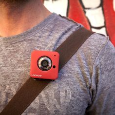 14 Hands-Free Camera Innovations - From Strap-On Sports Cameras to Vision Recording Eyewear (TOPLIST)