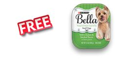 Publix: FREE (or $0.17) Bella Dog Food Trays Deal - https://couponsdowork.com/2017/publix-coupon-matchups/publix-free-or-0-17-bella-dog-food-trays-deal/