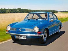 1970 Volkswagen Karmann Ghia TC 145