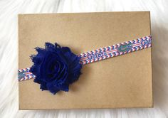 Florida Gators Headband, Gators Headband, Football Headband, Baby Headband, Toddler Headband, Sports Headband, Girls Headband, Baby Football