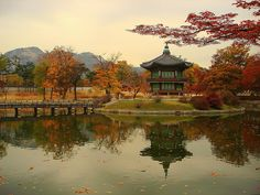 Gyeoungbugung Palace, Seoul, South Korea