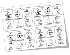 apprendre-a-dessiner-madame-calin Activités à imprimer