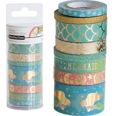 scale washi tape - Google Search Bujo, School Supplies, Craft Supplies, Masking Tape, Washi Tapes, Mermaid School, Cool Journals, Quirky Decor, Paper Crafts
