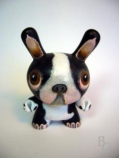 Boston Terrier Dunny by Bryan_Collins, via Flickr