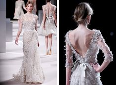 Elie Saab | #Saab #dress