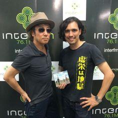 Inter FM   in  Motoharu Sano