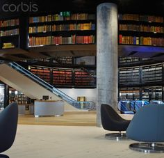Library of Birmingham, Birmingham, United Kingdom. Architect: Mecanoo , 2013.