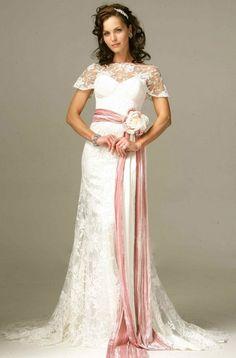 """Wedding dress """"Gigi"""" by The State of Grace Brautkleid id431"""