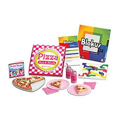 NEW! Pizza Party Set