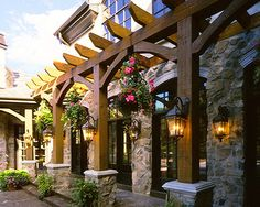 Traditional Exterior Old World Design Design, Pictures, Remodel, Decor and Ideas - page 29