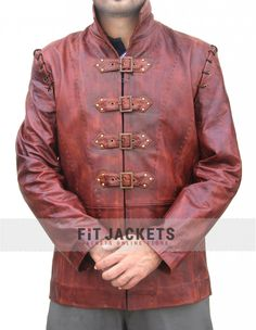 Present this Game of Thrones Jaime Lannister Jacket as absolute exclusive garment in the current trendy season. Captain America Jacket, Game Of Thrones Jaime, Jaime Lannister, Avengers Age, Jackets For Women, Menswear, Leather Jacket, Costumes, Stylish
