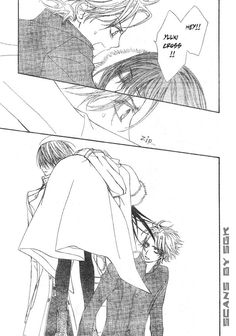 Vampire Knight Chapter 60 Page 16