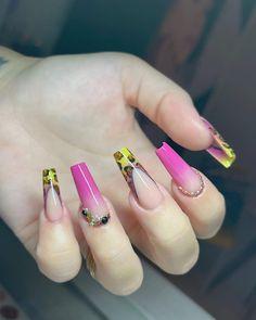Gel Nails, Acrylic Nails, Diy Manicure, Nail Designs, Nail Art, Style Nails, Beauty, Instagram, Top