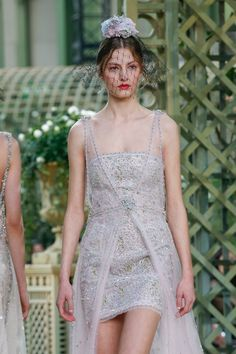 Chanel Spring 2018 Couture Collection - Vogue