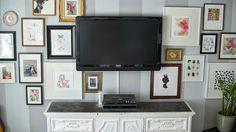 gallery-wall-around-television.jpg 640×358 pixels
