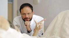 Was zählt, ist Zeit und Kompetenz: Gian Domenico Borasio leitet das Münchner Zentrum für Palliativmedizin