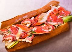 Eat lobster rolls while gliding down the Hudson