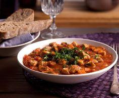 Recept: Champignonstoofpot met varkenshaas - Gezond eten