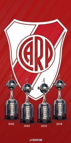 Escudo River Plate, Red Wallpaper, Carp, Messi, Ronaldo, Ps4, Soccer, Football, Wallpapers