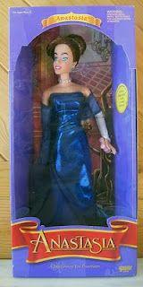 Anastasia Barbie - I wanted this one soooo bad!!!