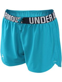 UA shorts! I have them in pink love em!