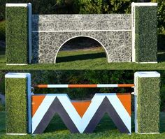 Jumps West | Custom Horse Jumps and Dressage Products Made to Order
