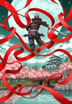 Área Visual: Las ilustraciones de Yuta Onoda