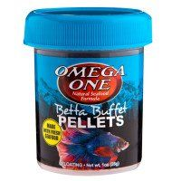Not as great a price per gram as compared to New Life Spectrum, but this is quality food and is a great addition to my bettas diet. The pellet size on the food is much more manageable for my betta as the New Life Spectrum pellets are a bit large at times.Pros:- Quality food- Smaller pellet sizeCons:- Pellet size inconsistent- More expensive- Some of the pellets tend to sink upon water contact