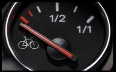 A new fuel tank indicator. From now on you will never run out!