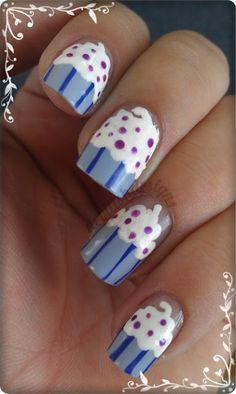 Cupcakes - nailartgallery.nailsmag.com
