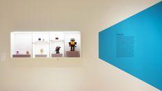 Nam June Paik | Asia Society & Museum, New York on Behance