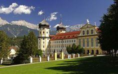 Zisterzienser Stift Stams AUT Salzburg, Austria, Mansions, House Styles, Home, Cities, Manor Houses, Villas, Ad Home