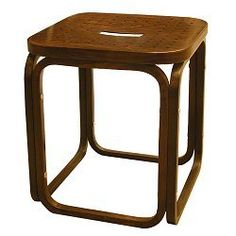 Otto Wagner stool, 1904