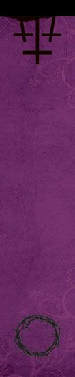 Church Lent Season Altar Table Runner in Purple with Cross Design. Made on Poly-poplin Fabric. Altar Cloth, Cross Designs, Coordinating Colors, Lent, Shades Of Purple, Table Runners, Fabric, Tejido, Tela