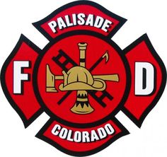 Palisade Fire Department Logo