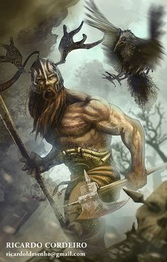 26 Best Barbarian Character images in 2016 | Barbarian