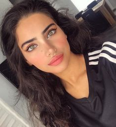 35 Summer Makeup Eyeshadow Ideas for Women 2019 Your eye shadow really ought to stick out. Makeup Notebook is full of professional makeup hints and techniques. Makeup Tips, Beauty Makeup, Hair Makeup, Hair Beauty, Makeup Style, Makeup Ideas, No Makeup, Makeup Glowy, Brunette Beauty