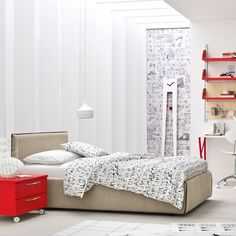 Funky Bunk Beds for Kids Find the best online. Our store offers a wide variety of aesthetically designed kid's bedroom furniture that includes kid's bedroom and Beds for Kids. Funky Bedroom, Modern Kids Bedroom, Childrens Bedroom Furniture, Modern Bunk Beds, Kids Room Furniture, Furniture Design, Furniture Online, Bunk Beds With Stairs, Kids Bunk Beds