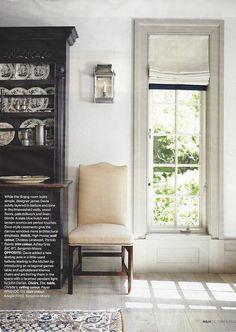 trim color: Ashley Gray by Ben Moore Interior Trim, Best Interior, Interior And Exterior, Interior Door, Interior Design, Dark Trim, Grey Trim, Painting Trim, Cottage
