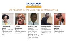 And the 2017 Caine Prize Winner is...